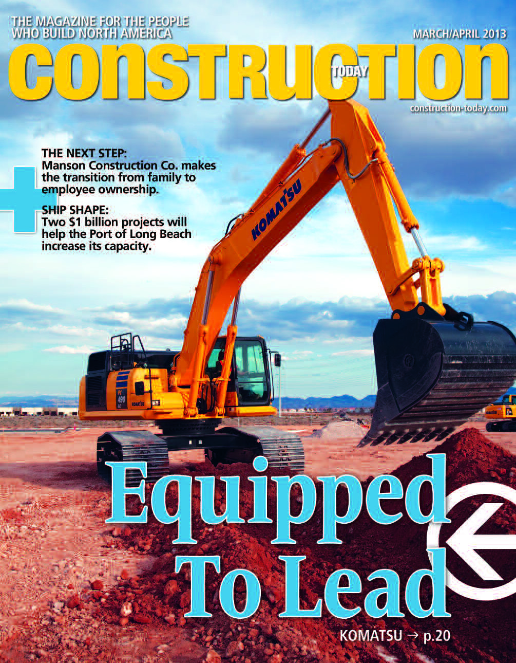 construction-today-equipped to lead - a new space - javits center_Page_1