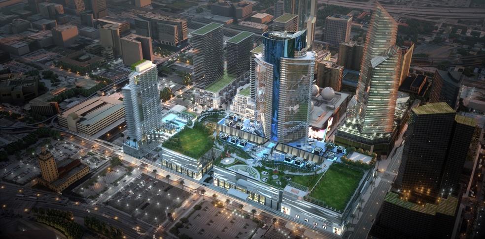 Paramount at Miami Worldcenter